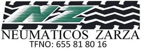 Neumáticos La Zarza Logo